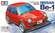 NissanBe1RedBoxart