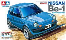 NissanBe1BlueVersionBoxart