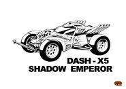 DashX5TakeiLineart