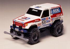 ToyotaLandCruiserParisDakar1990