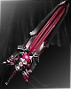 Red Osmium Great Sword
