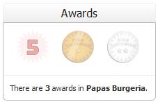 Papa's Burgeria Awards