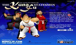 Kung Fu Statesmen