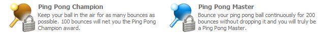 Ping Pong Awards