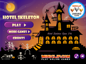 Hotel Skeleton