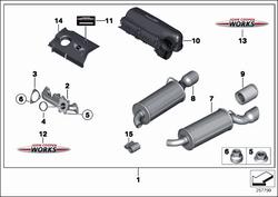 R55 Tuning Kit Parts USA 200