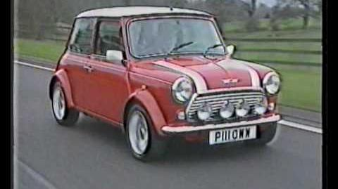 Top Gear 'Mini Cooper Sport 5' Feature (1997)
