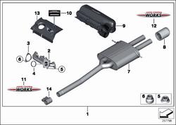 R56 Tuning Kit Parts USA 200