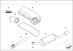 R55 Tuning Kit Parts USA 192