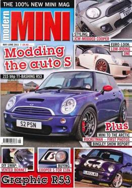 Modern mini cover