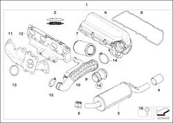 R55 Tuning Kit Parts ECE 192