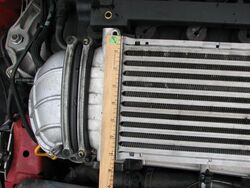 R53 Intercooler Stock