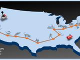 MINI Takes the States