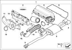R56 Tuning Kit Parts ECE 192