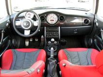 MC40 Interior