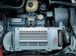 R53 Tuning Kit Engine Bay 210