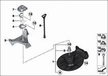 R5X Retrofit Spare Parts Diagram
