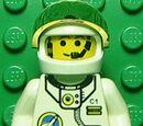 Space Port Astronaut