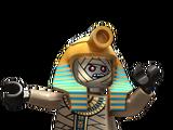 Pharaoh Amset-Ra