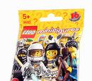 8683 LEGO Minifigures