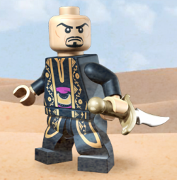 852941 Nizam Keyring Lego Prince of Persia