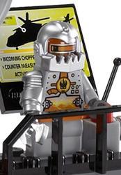 Magma Commander
