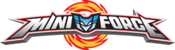 Miniforce Logo (English)