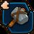 Stone Hammer (fragment)