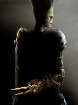 Arthur and the Vengeance of Maltazard - Maltazard character poster textless
