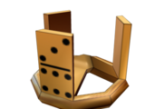 Domino Crown (Hat)