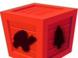Christmas Hat Crate