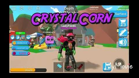 Mining Simulator, CrystalCorn