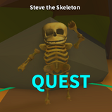 Steve the Skeleton