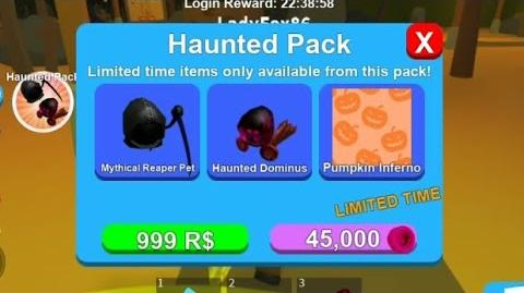 Haunted Pack