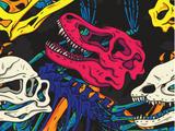 Dinosaur Bones (Skin)