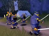 Samurai Swordsmen