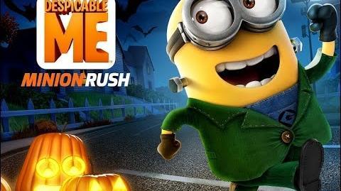 Despicable Me Minion Rush - Halloween Update Trailer-2