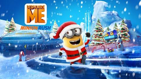 Despicable Me Minion Rush - Holiday Trailer
