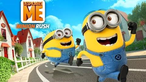 Despicable Me Minion Rush - Spring Trailer