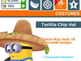 Шляпа из Тортильи