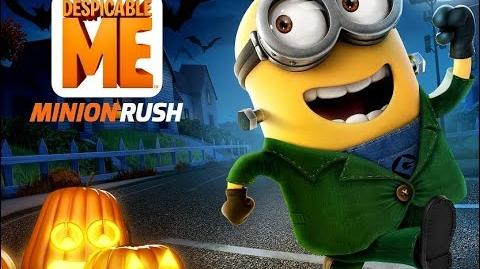 Despicable Me Minion Rush - Halloween Update Trailer