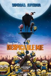 250px-Despicable Me Poster