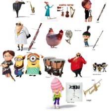 Edith girl in the new Despicable me 2 Movie Introduction