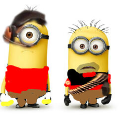 Heavy and Scout Minion