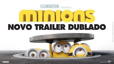 Minions - Novo Trailer Dublado