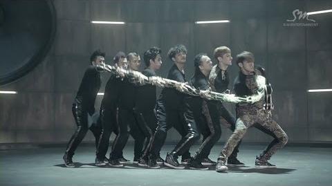 TVXQ! 동방신기 Catch Me Music Video