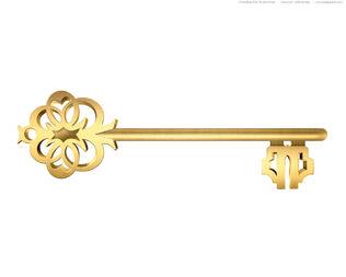 Old-golden-key