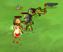 Minitroopers FAMAS range