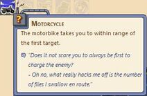 MotorCycle Stat