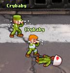 Minitroopers 2 crybaby